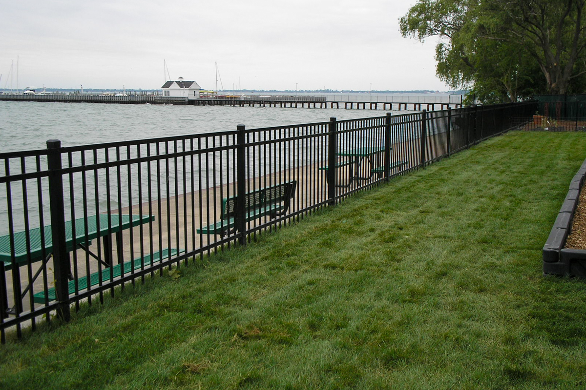 Steel Fence & Gate Ideas | Kimberly Fence & Supply
