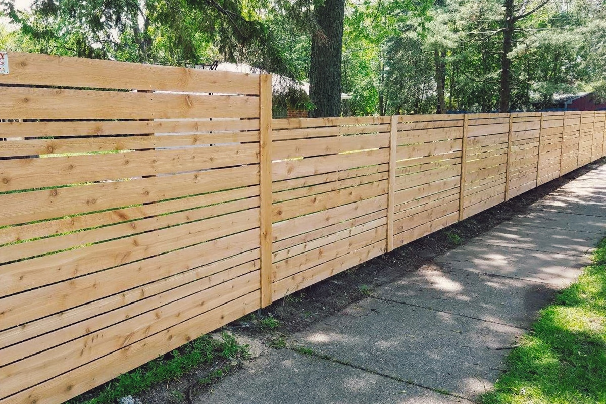 Picture of: Kimberly Fence Supply Fence Gate Installation Warren Mi